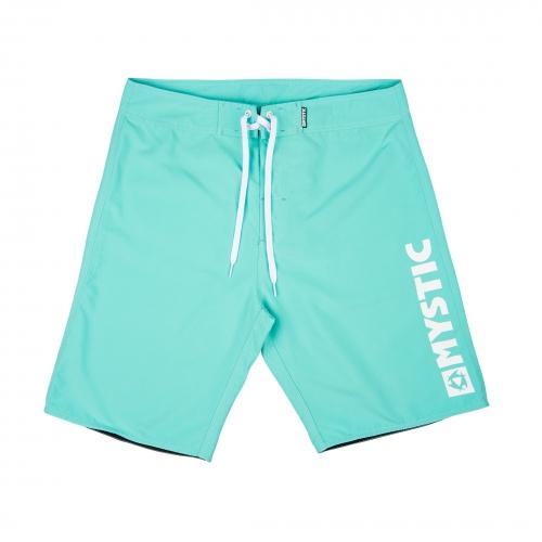 2018 Mystic shortsit Brand 20`` Flow Green