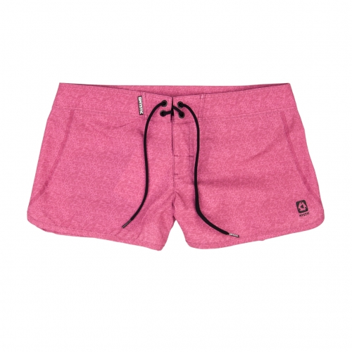 Women 2018 Boardshorts Mystic Torn (9,5) Pomegranate