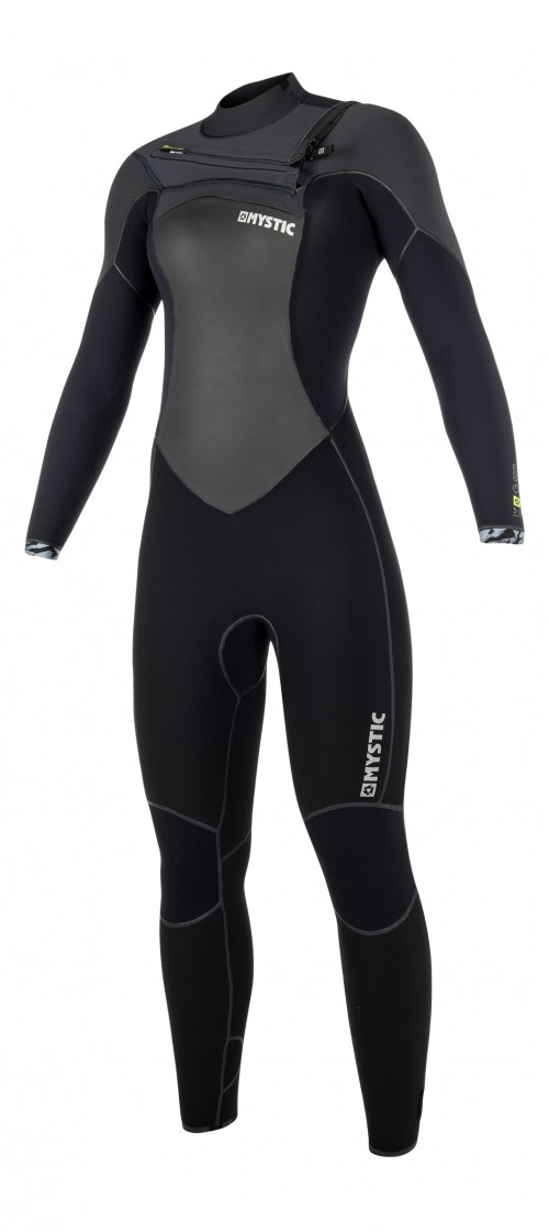 FEATURES<br /> - Power seamed outside<br /> - Waterproof stretch taping inside<br /> Mesh neoprene chest panel<br /> Mesh neoprene back panel<br /> Fine Mystic zip<br /> Glideskin thin neck construction<br /> Aquabarrier<br /> 4-way stretch kneepads<br /> Hook and loop closure<br /> Non slip cuffs<br /> Key pocket<br /> Aquaflush<br /> Front-zip<br /> FABRICS<br /> - Quick dry lining on chest, back & lower body<br /> - M-Flex 2.0 (100%)