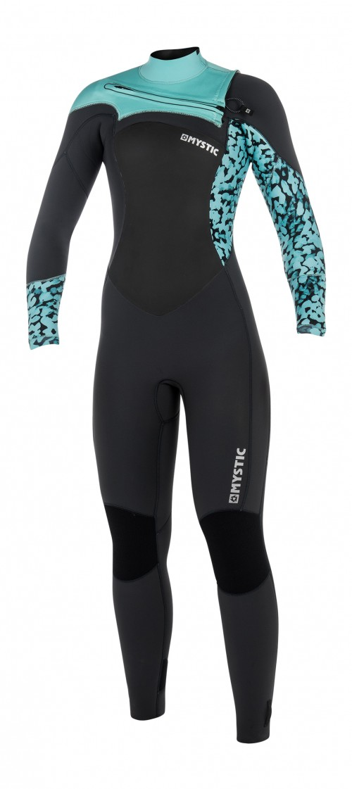FEATURES<br /> - GBS (Glued Blind Stitched)<br /> - Waterproof stretch taping inside<br /> Mesh neoprene chest panel<br /> Mesh neoprene back panel<br /> Fine Mystic zip<br /> Glideskin thin neck construction<br /> Aquabarrier<br /> 4-way stretch kneepads<br /> Hook and loop closure<br /> Non slip cuffs<br /> Key pocket<br /> Aquaflush<br /> FABRICS<br /> - Polar lining on chest & back<br /> - M-Flex 2.0 (100%)