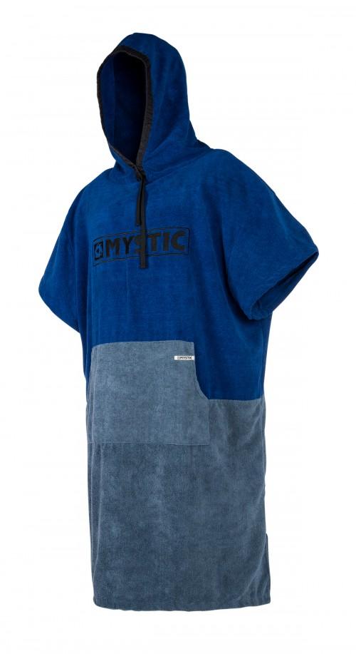 Tuotetieto: Lämmin frotee-poncho suurella hupulla. Ponchon sisällä kuivattelet, lämmittelet, ja vaihdat vaatteet. Yksi koko.