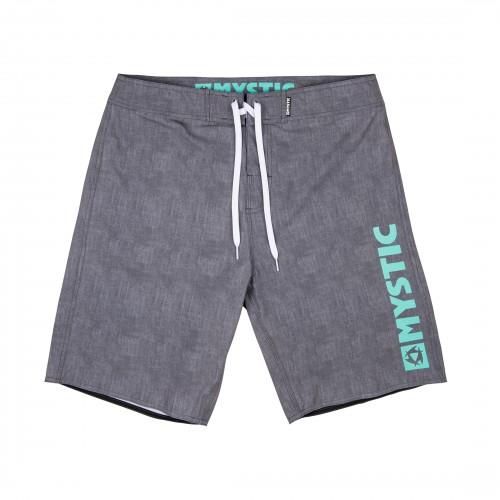 2018 Mystic shortsit Brand Stretch Grey.L