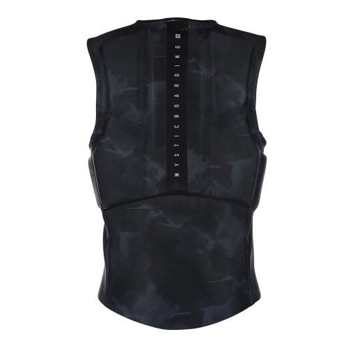 2019 Mystic Majestic Impact Vest Szip Black/White Kite suojaliivi