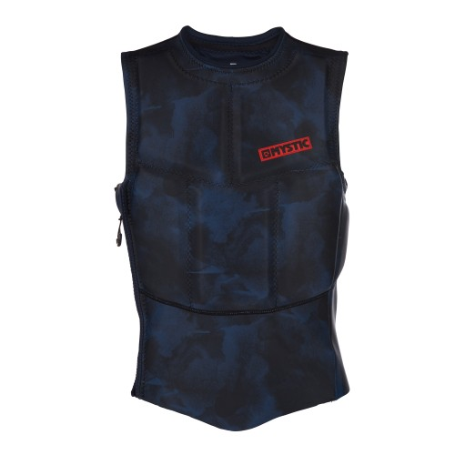 FABRICSM-FLEX | 100%NBR FoamClash FoamFEATURESPlease Note | This Is Not A Floatation Device / Buoyancy AidSide-zipSpine protectionNon-padded harness waist part