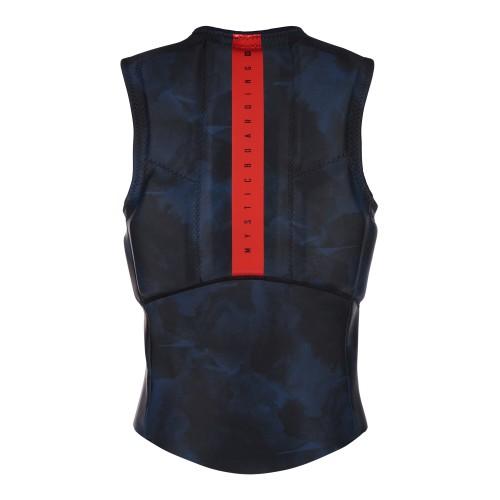 2019 Mystic Majestic Impact Vest Szip Navy/Red Kite suojaliivi