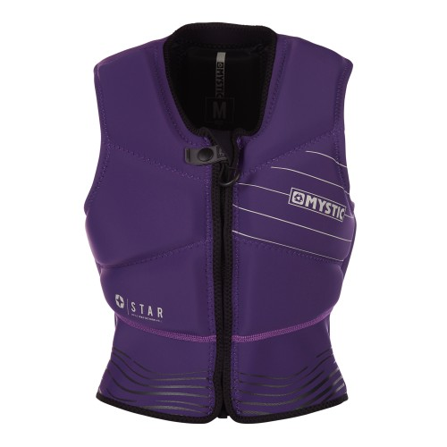 Impact vest has no white edges like in the picture!