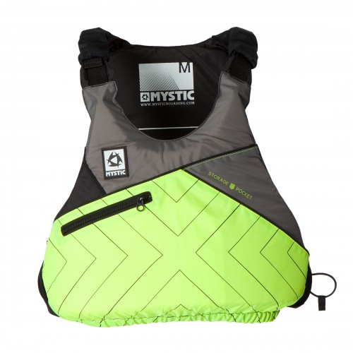 The new Mystic Endurance float jacket is ideal for all watersports, whether it's kayaking, windsurfing, kitesurfing or generally recreational watersports use.FEATURES- CE approved buoyancy aid EN ISO 12402-5