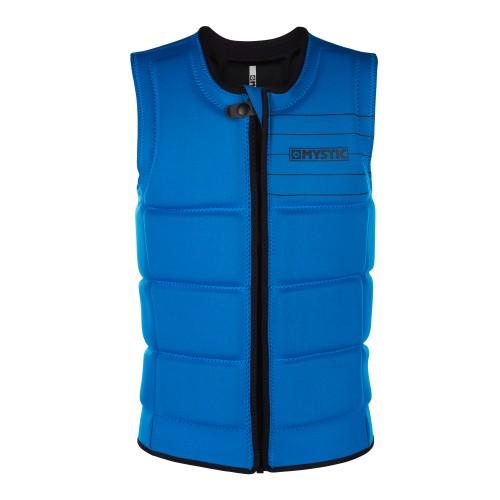 2019 Mystic Brand Impact Vest Fzip Wake Blue suojaliivi