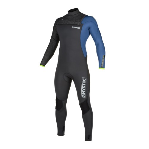FEATURES<br /> - GBS (Glued Blind Stitched)<br /> - Waterproof stretch taping inside<br /> - Mesh neoprene back panel<br /> - Fine Mystic zip<br /> - Gideskin thin neck construction<br /> - Aquabarrier<br /> - 4-way stretch kneepads<br /> - Hook and loop closure<br /> - Non slip cuffs<br /> - Key pocket<br /> - Aquaflush<br /> FABRICS<br /> - Polar lining on chest & back<br /> - M-Flex 2.0 (100%)