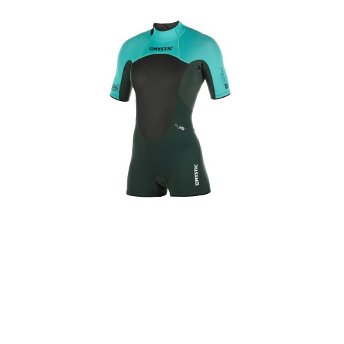 """• M-Flex neoprene (30%)<br /> • Soft touch neoprene (50%)<br /> <br /> Features<br /> • Flatlock stitching<br /> • <span style=""""background-color:rgb(249, 249, 249); font-size:14px"""">Mesh neoprene chest panel</span><br /> • Key pocket<br /> • Lining saver"""