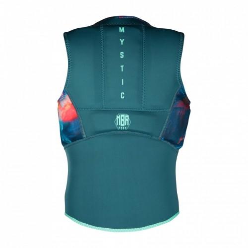 2019 Mystic Diva Impact Vest Fzip Kite Aurora