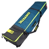 Dimensions... 140cm - 160 x 20 x 45cm (fits boards upto 144cm length and 45cm width)<br /> PVC coated 600D polyester<br /> Features<br /> 8mm padding<br /> Heavy duty zipper<br /> Storage straps<br /> Padded divider for protection between the boards<br /> Secure straps outside<br /> Shoulder strap<br /> Integrated wheels<br /> Address card pocket with visor<br /> Carry straps<br /> Weight: 3.7 kilo