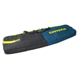 Materials:<br /> PVC coated 600D polyester<br /> Features:<br /> - 8mm Padding<br /> - Heavy Duty Zipper<br /> - For Multiple Boards<br /> - Shoulder Strap<br /> Bag size: 160 x 45 x 10cm